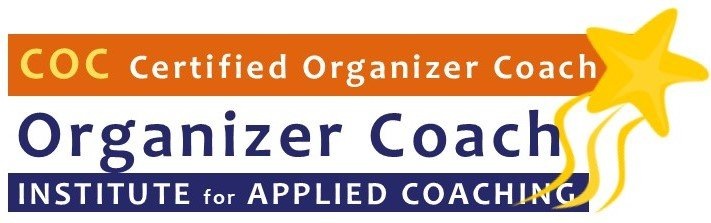 Certified Organizer Coach Logo